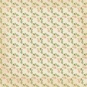 Vintage- November Blogtrain Floral Paper 01 #digital #scrapbook #free #printable