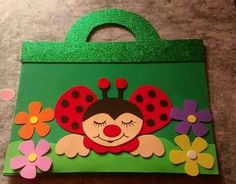 Best Carpet Runners For Hallways Code: 6403616517 Foam Crafts, Diy And Crafts, Diy Paper, Paper Crafts, Lady Bug, Spring Crafts, Craft Gifts, Gifts For Kids, Art For Kids