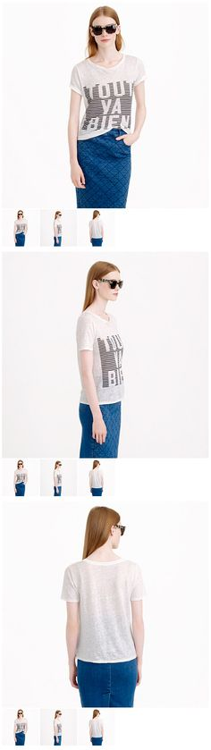 JCrew - Full face & upper body model, each product is a look, fully styled & accessorized. Model front, side, back view. No laydowns.