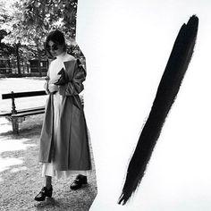 Matin's 'Mayfair' dress strikes the perfect balance between vintage and modern. Online at basicsdept.com #BASICSinstinct 📸 @daniellevancamp