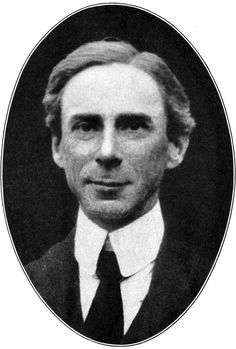 Bertrand Russell (1872-1970). Philosopher. Long interest in political and social theory. Taught German Social Democracy at the London School of Economics in 1896.  Was made a fellow of the Royal Society in 1908. As a Fabian Socialist, he taught at Harvard in 1914.