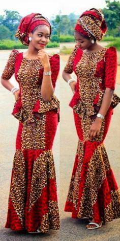 African Ankara Dresses Styles