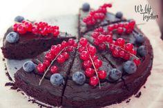 Nadýchaný čokoládový brownie | We Lift Together