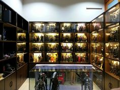 Creative DIY Display Case Action Figure Ideas For Inspiration. A Case Is A  Superb Way To Display Your Collectables.