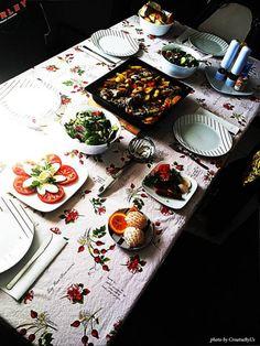 Do ljubavi putnika kroz želudac - Croatia by Us Croatia, Table Settings, Food, Essen, Place Settings, Meals, Yemek, Eten, Tablescapes