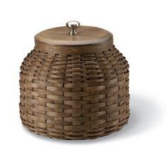 Longaberger Cookie Jar Basket--love!