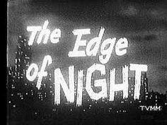the edge of night soap opera - Google Search