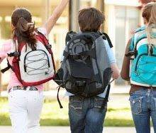 Dangers of Back Pain at School