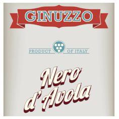 Ginuzzo Nero d'Avola 2012
