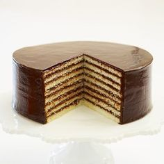 A Smith Island Cake recipe!