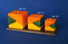imagen de velas artesanales - Google Search