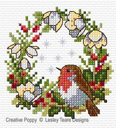 Thrilling Designing Your Own Cross Stitch Embroidery Patterns Ideas. Exhilarating Designing Your Own Cross Stitch Embroidery Patterns Ideas. Xmas Cross Stitch, Cross Stitch Cards, Cross Stitch Flowers, Cross Stitching, Cross Stitch Embroidery, Embroidery Patterns, Hand Embroidery, Cross Stitch Christmas Cards, Christmas Cross Stitch Patterns