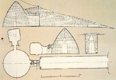 Brian Wildeman's art History Lab Egypt - Treasury of Atreus flashcard