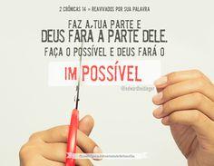 #rpsp #biblia #impossivel