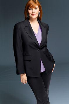 Exklusive Mode in Größen 42bis 64 von selection by Ulla Popken #exklusiv #damenmode #businessmode #plussize #elegant #style #fashion #plussizestyle #gross #shirt #woman #outfit #plussizeoutfit