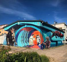231 mentions J'aime, 1 commentaires - @tschelovek_graffiti sur Instagram : « @fikosantonios in Sibiu, Romania for @sibiustreetartfestival #sibiustreetartfestival #SISAF2016… »