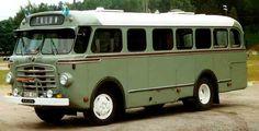 #Volvo B 70501 Bus (1959)