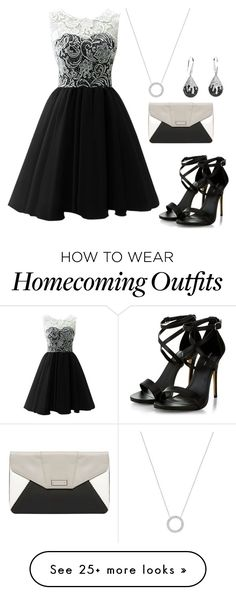 """""""BFF-Home coming"""" by stephaniefb on Polyvore featuring Dorothy Perkins and Michael Kors"""