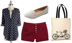 Outfits Under $100: 4 Chic Looks for the First Day of School - College Fashion
