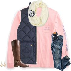 read d for NEW YEARS TAG by secfashion13 on Polyvore featuring Vineyard Vines, J.Crew, H