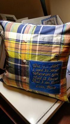 Keepsake pillow Diaper Bag, Warm, Quilts, Pillows, Diaper Bags, Quilt Sets, Mothers Bag, Log Cabin Quilts, Cushions