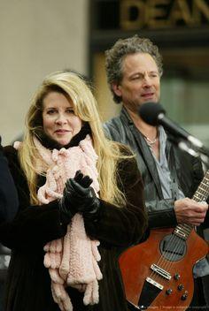 Stevie Nicks and Lindsey Buckingham   Fleetwood Mac