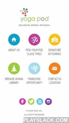 Yoga Pod Community  Android App - playslack.com ,  Yoga Pod Community is a family of Yoga Studios rapidly expanding across the country. We strive to create an atmosphere that celebrates diversity, promotes friendship, and builds a strong community.This app provides Yoga Pod students real-time access to current and next day's schedules which offer multiple Vinyasa, Hot, Forrest, Anusara and Yin Yoga classes in our peaceful studios. The app also features a searchable Asana reference library…