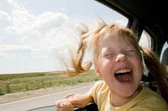 55 things to do on a long car ride...