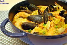 西班牙海鮮飯 Paella ~ @ 不欄達的英倫話匣子 :: 痞客邦 PIXNET ::