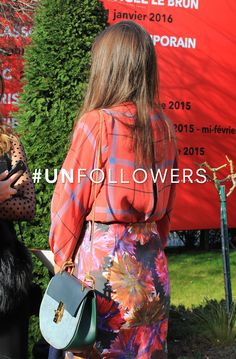Turn your make a break out of the crowd. Join the #unfollowers