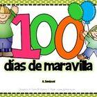 Contenido Si tuviera 100 dólares sLibrito de 100 díasEscritura-¿Cómo sobreviví los 100 días?Cortar y pegar oraciones-3 páginasFluidez y comprens...