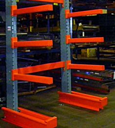 Used Cantilever Rack