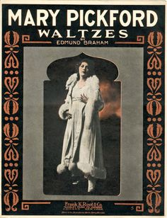 Mary Pickford Waltzes