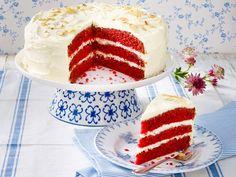Red Velvet Cake backen - so geht's - red-velvet-cake-1  Rezept