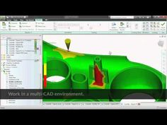 Overview - Autodesk Moldflow - YouTube Good overview.  Lower third captions too long
