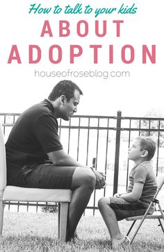 How to talk to young kids about adoption
