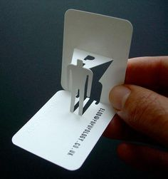3D Business Cards | Just Imagine - Daily Dose of Creativity