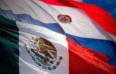 Los presidentes de Paraguay y México se reúnen para reafirmar su relación bilateral