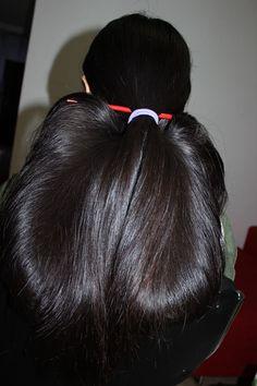 Bun Hairstyles For Long Hair, Braids For Long Hair, Indian Hairstyles, Braided Hairstyles, Beautiful Long Hair, Gorgeous Hair, Long Dark Hair, Thick Hair, Black Hair Aesthetic