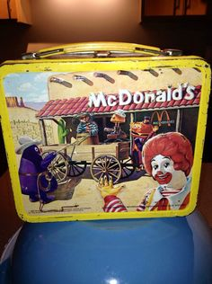 Hey, I found this really awesome Etsy listing at https://www.etsy.com/listing/172812459/1982-mcdonalds-corp-aladdin-inc-metal