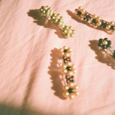 "blóma! on Instagram: ""Blurry barrettes 🍧🍧🍧"" Brooch, Dress, Instagram, Jewelry, Costume Dress, Jewellery Making, Dresses, Jewelery, Brooches"