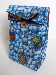 The sweetest Reusable Fabric Snack/Lunch Bag for your little ones. Starting at $5 in #Children's Auction now: http://tophatter.com/auctions/4584.
