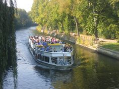 River Spree, Berlin More information on #Berlin: visitBerlin.com