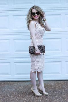 Lawyer Lookbook: Blush Pink Pineapple Set #Fashion #lawyerfashion