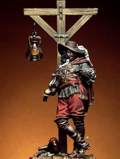 The mere mention of musketeers brings to mind attractive men wearing large hats, tall boots and fighting with swords. And yet, we are not here just to stare at pictures of such. Although it was a h...