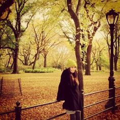 Autumn in NYC my fav  - @pammy_d- #webstagram. PD