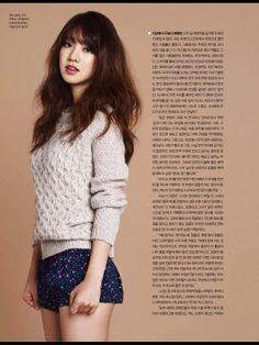 Jin Se-Yeon 진세연 에스콰이어 화보 6p
