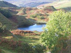 Faerie Glen, Isle of Skye, Scotland