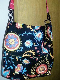 beautiful handmade purse by ImpassionCreations on Etsy, $25.00