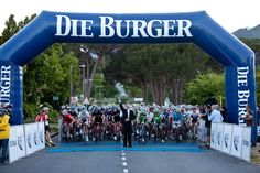 Complete the Stellenbosch Cycle Tour